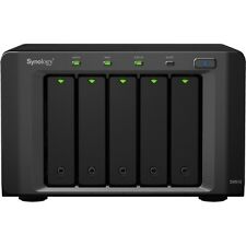 Synology DX513 5bay Plug N Use Expansion Unit Encl Add Disks To