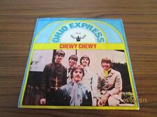Single-Ohio Express, Firebird/Chewy-Chewy-avec pochette-probablement 1960er J./s26