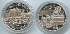 GS659 - Österreich 100 Schilling 1995 KM#3034 Erste Republik Silber Proof