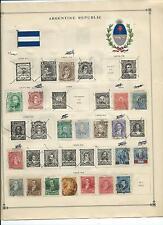 Argentine Republic 1867-1923 Stamps