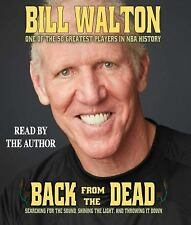 Back from the Dead by John Papanek and Bill Walton (2016, CD, Unabridged)