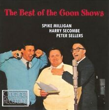 THE BEST OF THE GOON SHOWS NEW CD