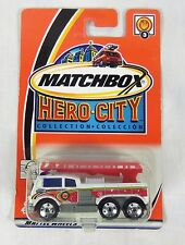 Matchbox Die-Cast Vehicle Hero City Collection Fire Crusher # 3