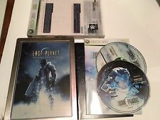 Lost Planet: Extreme Condition for Microsoft Xbox 360, 2007 Game Comp Steelbook