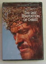 DVD THE LAST TEMPTATION OF CHRIST - Willem DAFOE / David BOWIE - ZONE 1 - NEUF