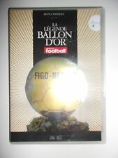 DVD LA LEGENDE DU BALLON D'OR / FIGO - NEDVED