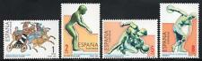 SPAIN MNH 1984 SG2778-81 Olympic Games - Los Angeles, USA