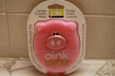 MSC JOIE OINK OINK SPONGE AND SUCTION HOLDER