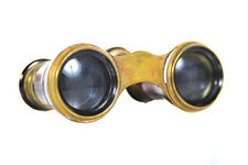 French Opera Glasses Binoculars w/Mother of Pearl finish c.1880s