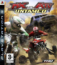 Mx Vs Atv Untamed ~ Ps3 (en Perfectas Condiciones)
