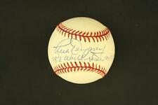 """Rick Dempsey Signed Official Ball """"1983 World Series MVP"""" Dodger MLI/COA (1)"""