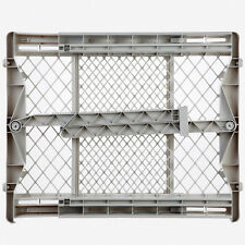 North States Top-Notch Plastic Pressure Mounted Baby / Pet Safety Gate | 8699