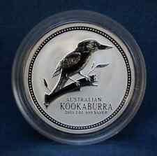 2003 2 OZ. SILVER KOOKABURRA BULLION COIN