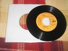 """THE WHO - WHO ARE YOU / EVELYN """"CHAMPAGNE"""" KING - SHAME 7"""" JB LP"""