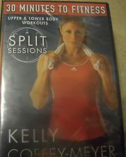 Kelly Coffey-Meyer Split Session Workout DVD 30 Minutes to Fitness Strength