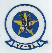 VF-51 SCREAMING EAGLES patch