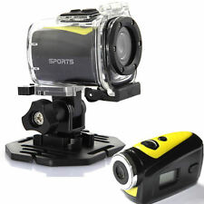 Outdoor Waterproof HD Video Sports Action Helmet Camcorder Camera F22 As Gopro