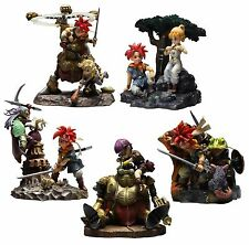 Chrono Trigger Formation Arts Set Marle/Lucca/Robo/Frog/Ayla/Magus SQUARE ENIX