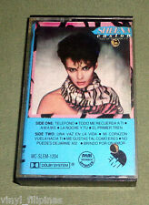 PHILIPPINES:SHEENA EASTON - TODO ME RECUERDA A TI,TAPE,Cassette,Paper Label,RARE