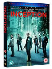 Inception: Special Edition + DVD Exclusive Special Features (2 Disc Set) DVD