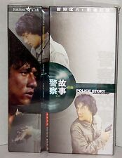 Police Story (Digitally Remastered Collector's Edition) Trilogy DVD Box set NEW
