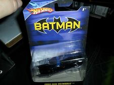 2007 Hot Wheels Batman 1/50 Scale Comic Book Mint Batmobile Diecast E/M Unopened
