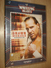 DVD N° 13 WRESTLING HEROES LE PIU' GRANDI STAR SHAWN MICHAELS  HEARTBREAK KID