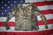 boys RUSSELL OUTDOORS Camouflage Tee Shirt Size Large: school/hunt/casual  #4138