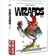 Wizards (1977) DVD - Ralph Bakshi, Jesse Welles (New & Sealed)