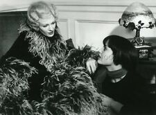DELPHINE SEYRIG ANDREA RAU  DAUGHTERS OF DARKNESS 1971 VINTAGE PHOTO #1 HORROR