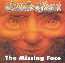 Gentle Giant-The Missing Face CD NEW