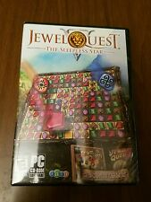 .Jewel Quest V The Sleepless Star PC 2010 - Bonus Jewel Quest Classic 1 & 2 -New