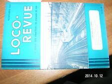 Loco Revue n°76 Essieux sur ressort CF de Pithiviers & Toury Commande plaque ...