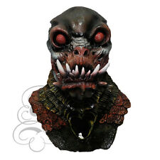 Halloween Latex Horror Alien Mutant Monster Creature Fancy Costume Dress Up Mask