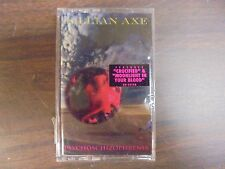 "NEW SEALED ""Lillian Axe"" Psychoschizophernia  Cassette Tape (G)"