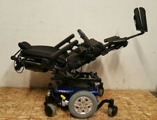 PRIDE QUANTUM Q6 EDGE POWER WHEELCHAIR  TILT,RECLINE, LEG(PERMOBIL) 02 MILES
