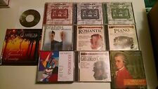 CLASSICAL MUSIC LOT MOZART BACH BEETHOVEN BRAHMS CHANTS NORTON RECORDINGS MORE