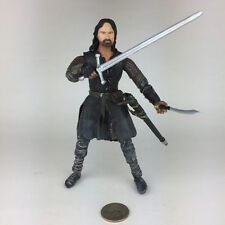 HELMS DEEP ARAGORN : LORD OF THE RINGS Loose Action Figure LOTR TTT ROTK