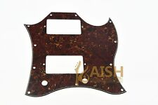 Standard SG Full Face Pickguard for SG SPECIAL Guitar Vintage Tortoise