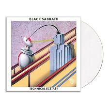 Black Sabbath - Technical Ecstasy - Vinyl LP Sealed New White 180 Gram