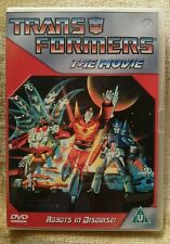 Transformers - The Movie (DVD, 2003)