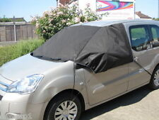 CAR MINIVAN VAN LARGE WINDSCREEN SUN SHADE SUNSHADE BLIND COVER HEAT PROTECTOR