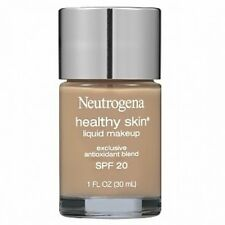 Neutrogena SkinClearing Oil-Free Makeup, Warm Beige 1 fl oz
