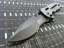 *CAN* Tactical Spring Assisted Blade folding Open Pocket Knife A852GY-MT