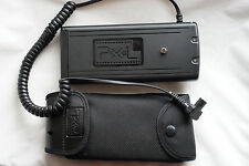 Pixel External Battery Pack TD-384 for Sony HVL-F60AM F58AM F56AM