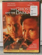 The Ghost and the Darkness (DVD, 1998) RARE ACTION THRILLER BRAND NEW
