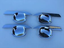 LANDROVER FREELANDER 2,CHROME DOOR HANDLE BOWLS,2011-15.