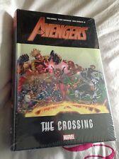 MARVEL OMNIBUS - Avengers - The Crossing en VF et NEUF SOUS BLISTER