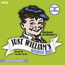 Solo WILLIAM'S GREATEST HITS-Audiolibro - 4 x CD - 17 STORIE-NUOVO-SIGILLATO