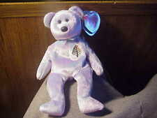 RETIRED TY BEANIE BEAR**ISSY-SAO PAULO**FOUR SEASONS HOTEL**XXX